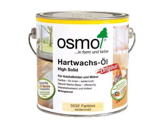 Osmo Hartwachs-Öl