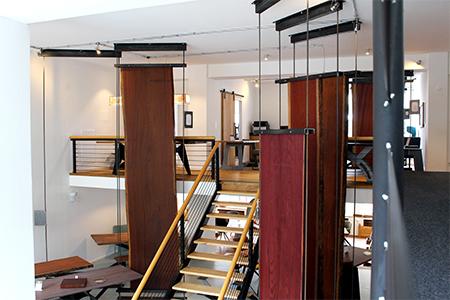 Timberty Showroom in Bremen
