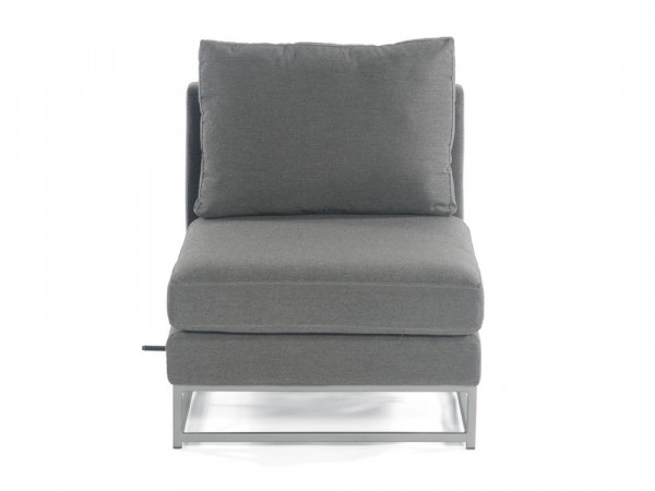 100% Outdoor-Sofa Sesselmodul, Serie Deluxe