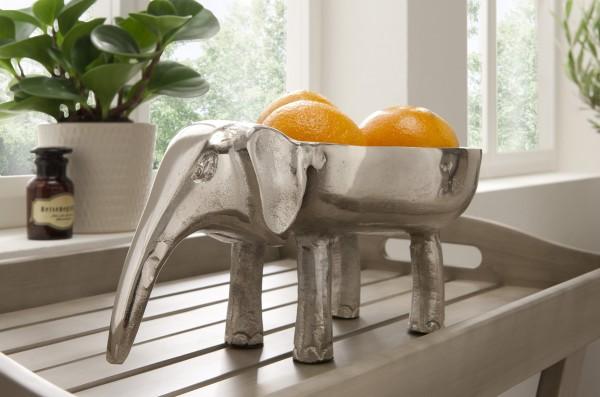 Deko-Schale Elefant