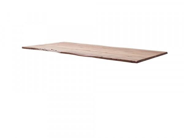System Porto - Tischplatte Akazie natur, verschiedene Größen