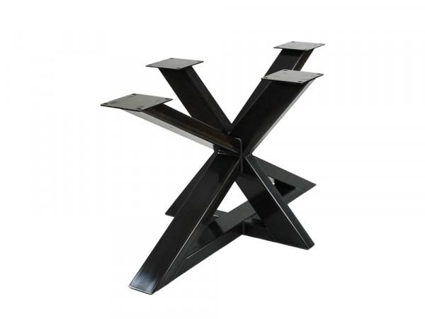 Tischgestell Double-X