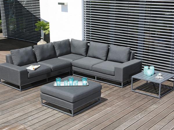100% Outdoor-Sitzgruppe Serie Deluxe