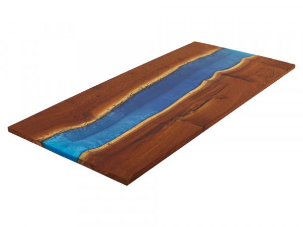 """Tischplatte Epoxy """"Ocean"""""""