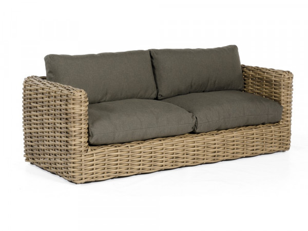 Sofa in Light Oak, Serie Salt