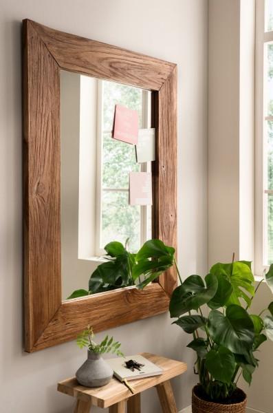 Spiegel mit Recycling-Teakholz-Rahmen, verschiedene Größen